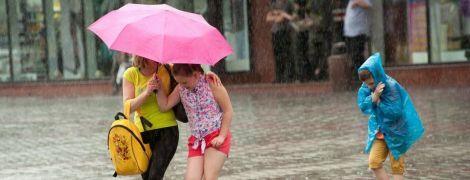 Рабочая неделя завершится ливнями, грозами и градом. Прогноз погоды на 22 июня