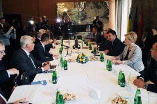 На Закарпатье началась встреча украинской и венгерской сторон относительно Закона об образовании