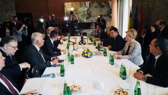 На Закарпатті розпочалась зустріч української та угорської сторін щодо Закону про освіту