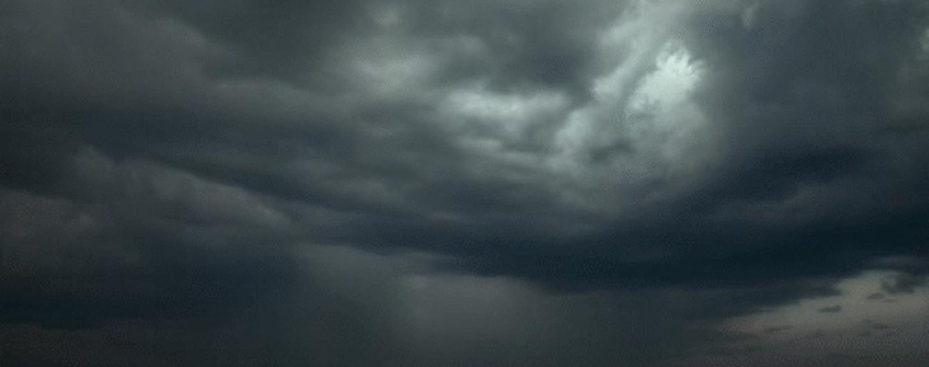 Грози, град і шквали. Синоптики попередили про різке погіршення погоди