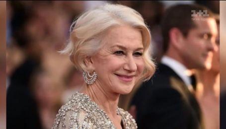 Самая стильная бабушка Голливуда - Звездная история Хелен Миррен