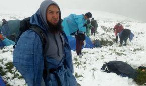 Рятувальники опублікували фото дитячого табору у Карпатах, який евакуювали через сніг