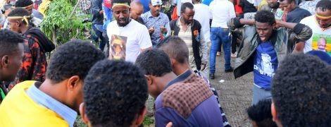 В Эфиопии на митинге в поддержку нового премьера произошел взрыв