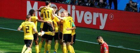 ЧМ-2018: Бельгия в сверхрезультативном матче уничтожила Тунис и вышла в 1/8 финала