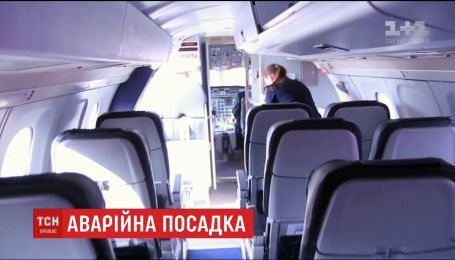 Дякуйте, що живі. В Одесі через несправність екстрено сів літак до Барселони