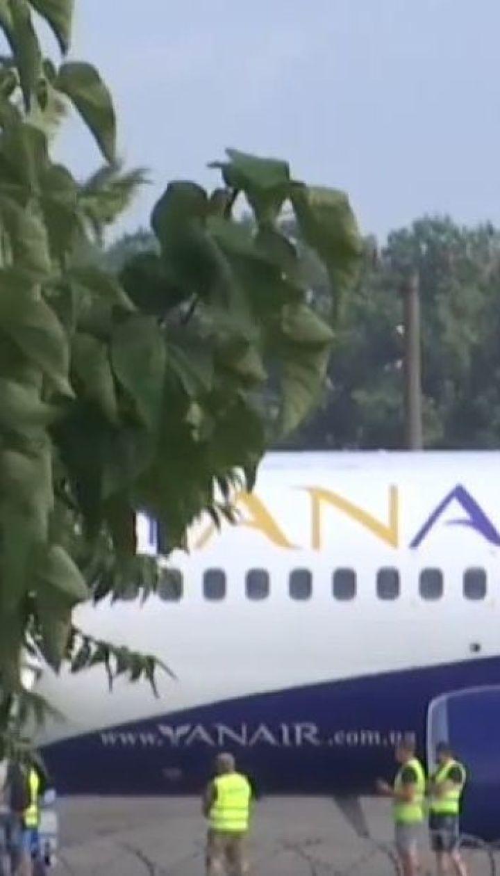 Сменили не самолет, а пилотов. Из Одессы в Барселону наконец вылетели туристы