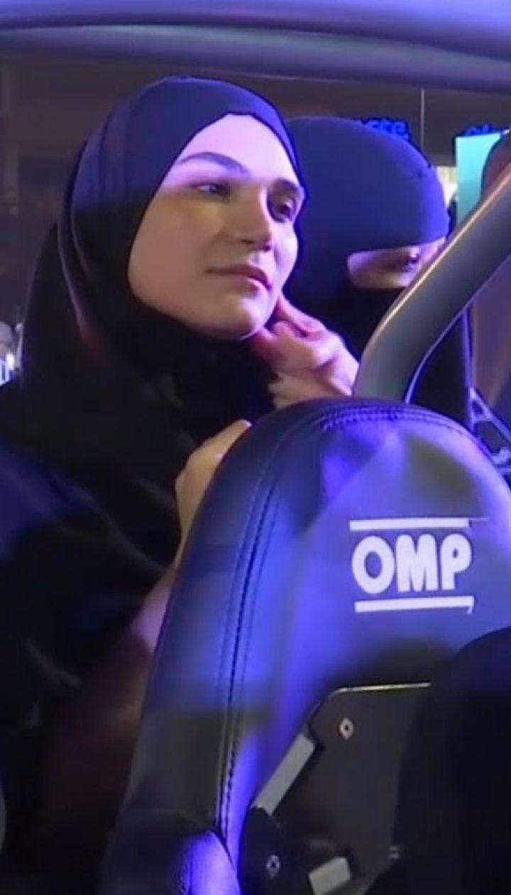У Саудівській Аравії жінки від завтра отримають право керувати автомобілем