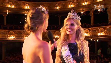Мисс Львов-2018 Наталья Болюх рассказала, занято ли ее сердце