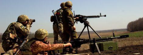 За добу військові ліквідували трьох окупантів, четверо отримали поранення. Дані штабу ООС