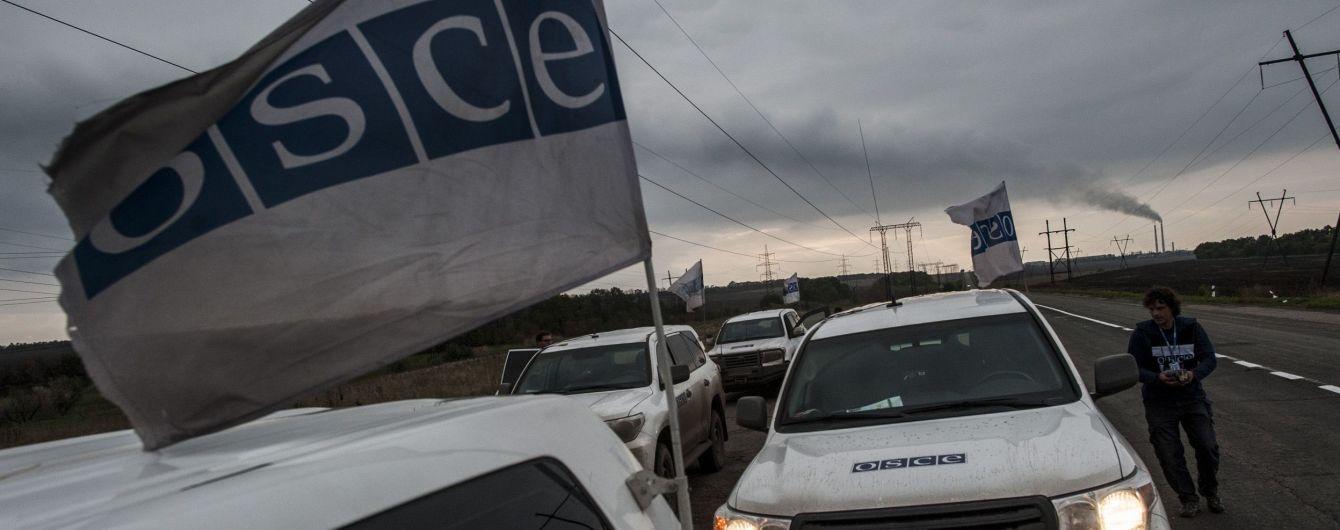 Під Донецьком п'яний бойовик з автоматом не пропустив ОБСЄ і змусив місію об'їжджати замінованою дорогою