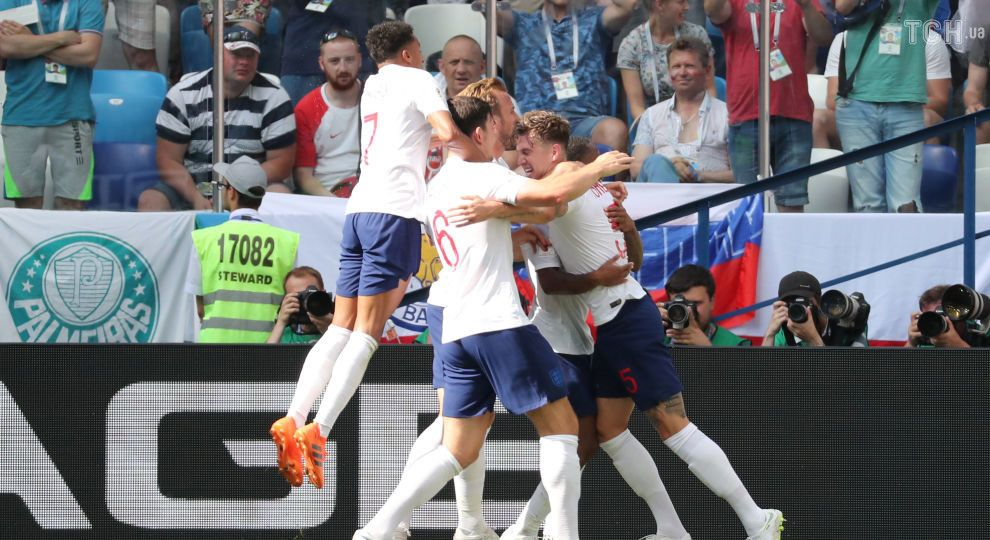 ЧС-2018: Англія відвантажила шість голів Панамі та впевнено вийшла до плей-оф