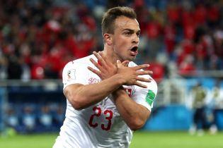 Лідерів збірної Швейцарії можуть дискваліфікувати на два матчі