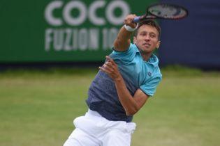 Стаховський здобув перемогу на турнірі у Великій Британії і виграв свій перший трофей в сезоні