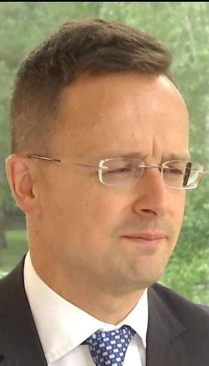 """""""Если вы воюете с Россией, почему обижаете нас"""": эксклюзивное интервью главного дипломата Венгрии"""