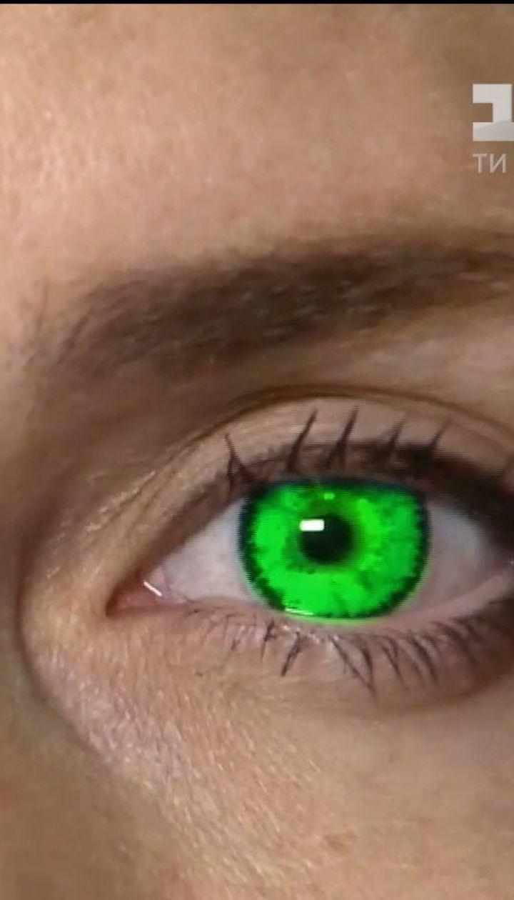 Неправильно подобранные линзы могут привести к потере зрения или глаз