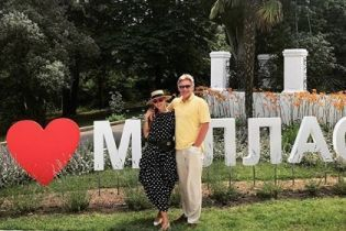 Дружина Пєскова похизувалася фотографіями відпочинку в окупованому Криму