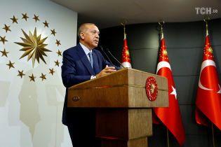 У Туреччині Ердоган приніс присягу і став президентом із новими повноваженнями