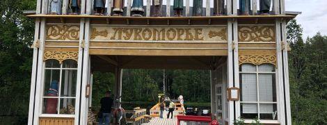 В РФ 8-летнего мальчика раздавила скульптура сказочного персонажа
