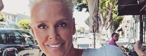 54-річна екс-дружина Сильвестра Сталлоне народила п'яту дитину