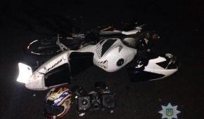 ДТП з мотоциклом в Одесі: четверо постраждалих