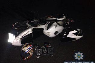 ДТП с мотоциклом в Одессе: четверо пострадавших