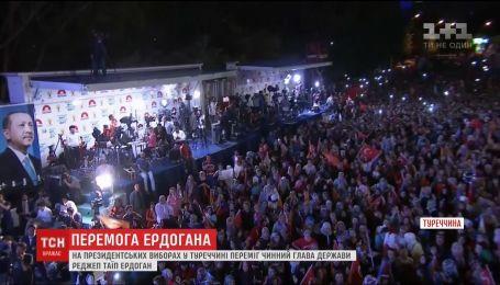 Эрдоган пообещал Турции новую республику