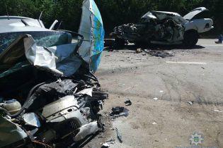 Кривава ДТП на Запоріжжі: троє людей загинули, серед постраждалих – діти