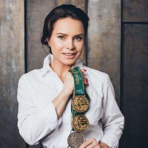 Лилия Подкопаева показала себя 17-летнюю и вспомнила день, когда стала Олимпийской чемпионкой