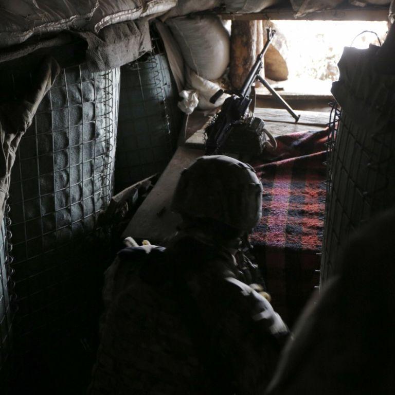 В течение суток боевики девять раз нарушили режим прекращения огня — ООС