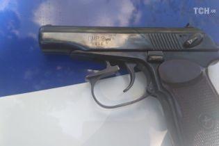 Помощник нардепа стрелял по детям в Вишневом в состоянии сильного алкогольного опьянения