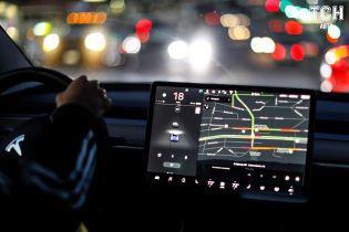 В автомобилях Tesla доступ к Сети станет платным