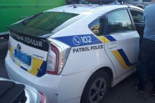 В Днепре командир роты патрульной полиции погорел на взятке