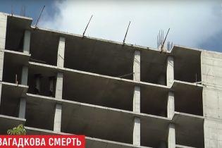 Пропавшего студента КПИ нашли повешенным на зловещем столичном недострое