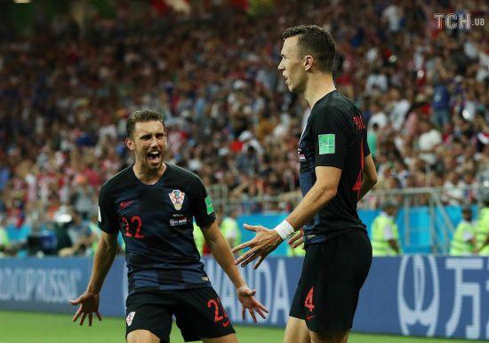 ЧС-2018: Хорватія переграла Ісландію та впевнено вийшла до 1/8 фіналу