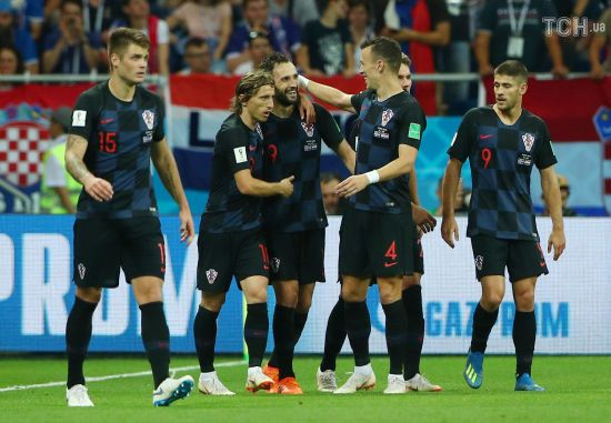 Визначилися ще дві пари 1/8 фіналу Чемпіонату світу