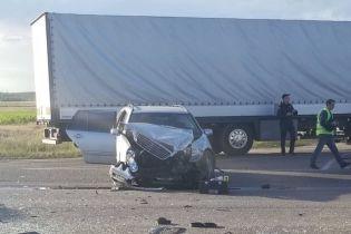 Водій Mercedes, який спричинив ДТП на Рівненщині з чотирма загиблими, майже не постраждав
