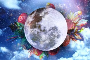 """Як пережити """"полуничний"""" Місяць 28 червня"""