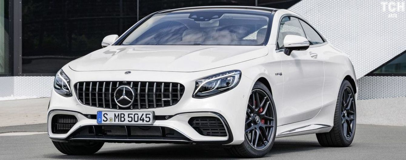 Mercedes раскрыл обновленный дизайн S-класса