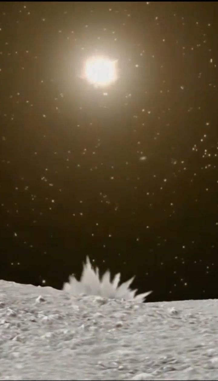 Японский беспилотный корабль после длительного путешествия наконец долетел до астероида