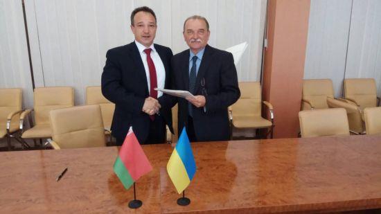 Україна та Білорусь розпочнуть позначення лінії кордону у Чорнобильській зоні