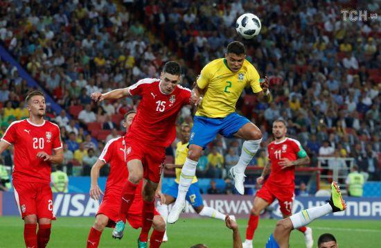 Визначилися передостанні пари 1/8 фіналу Чемпіонату світу