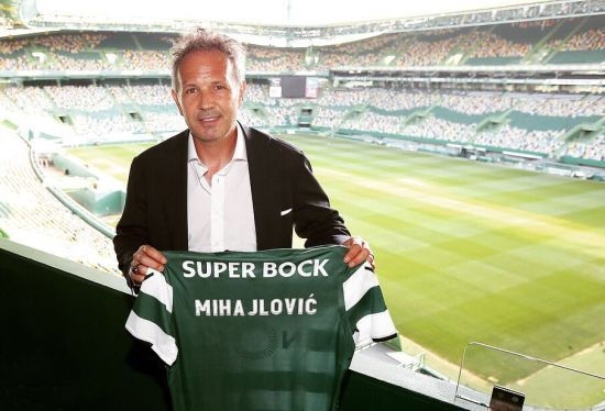 Португальський гранд звільнив головного тренера через дев'ять днів після призначення