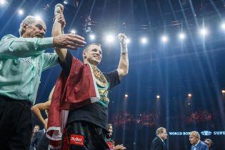 Бриедис выступит в андеркарте финального боя WBSS между Усиком и Гассиевым