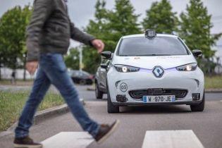 В Європі почне працювати перший сервіс безпілотних таксі
