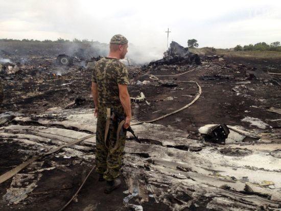 Лідери ЄС закликали Росію визнати відповідальність за збитий MH17