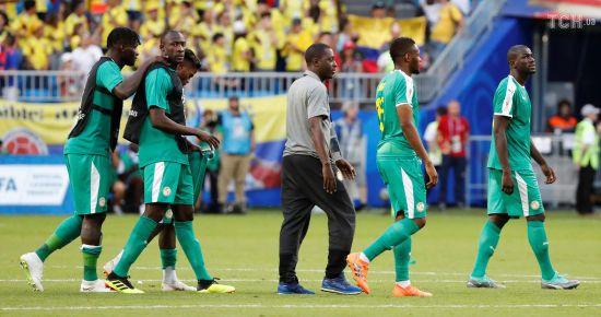 Збірна Сенегалу увійшла в історію чемпіонатів світу після вильоту з турніру