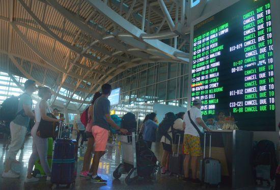 Аеропорт на Балі відкрили після виверження вулкана