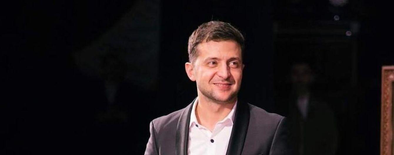 Обошел Порошенко и Гриценко: Зеленский стал вторым в рейтинге возможных кандидатов в президенты