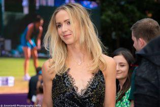 Свитолина в откровенном платье посетила вечеринку игроков перед Wimbledon