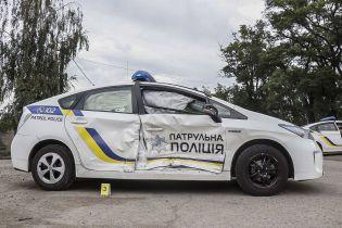 Праздник в столице ознаменовался рядом аварий, в том числе с участием авто на ерономерах и полиции